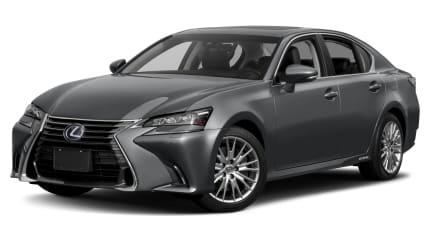 2018 Lexus GS 450h - 4dr Sedan (Base)