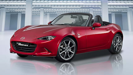 2018 Mazda MX-5 Miata - 2dr Convertible (Club)