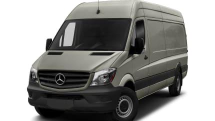 2018 Mercedes-Benz Sprinter 2500 - Sprinter 2500 Cargo Van 170 in. WB Rear-wheel Drive (High Roof V6)