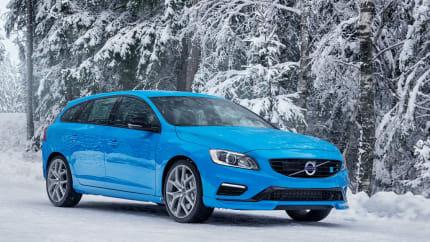 2018 Volvo V60 - 4dr All-wheel Drive Wagon (Polestar)