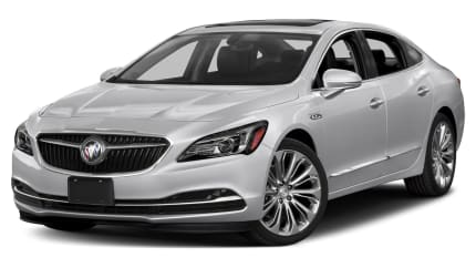 2018 Buick LaCrosse - 4dr Front-wheel Drive Sedan (Base)