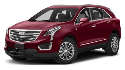 2018 Cadillac XT5 - 4dr Front-wheel Drive (Base)
