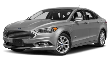 2018 Ford Fusion Energi - 4dr Front-wheel Drive Sedan (SE Luxury)