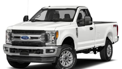 2018 Ford F-250 - 4x2 SD Regular Cab 8 ft. box 142 in. WB SRW (XLT)