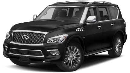 2017 INFINITI QX80 - 4dr All-wheel Drive (Limited)