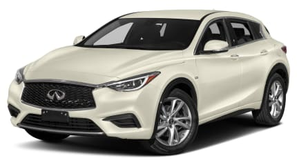 2018 INFINITI QX30 - 4dr Front-wheel Drive (Luxury)