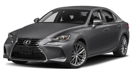 2018 Lexus IS 300 - 4dr Rear-wheel Drive Sedan (Base)