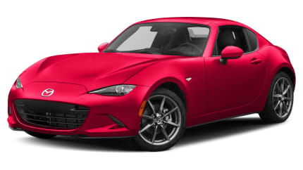2017 Mazda MX-5 Miata RF - 2dr Coupe (Launch Edition)