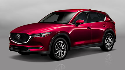 2018 Mazda CX-5 - 4dr Front-wheel Drive Sport Utility (Sport)