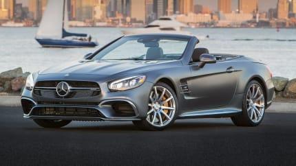 2018 Mercedes-Benz AMG SL 65 - AMG SL 65 2dr Roadster (Base)