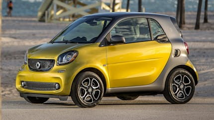 2018 smart fortwo electric drive - 2dr Coupe (pure)