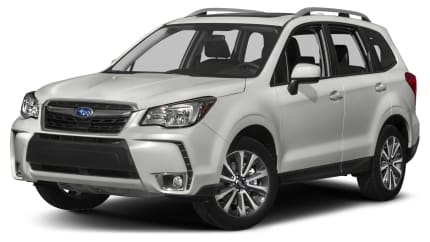 2018 Subaru Forester - 4dr All-wheel Drive (2.0XT Premium)