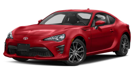 2017 Toyota 86 - 2dr Coupe (Base)
