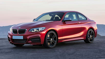 2018 BMW M240 - 2dr Rear-wheel Drive Coupe (i)