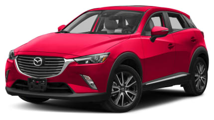 2018 Mazda CX-3 - 4dr All-wheel Drive Sport Utility (Grand Touring)