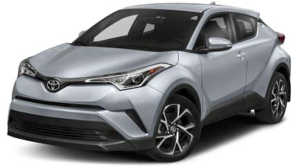 2018 Toyota C-HR - 4dr Front-wheel Drive Sport Utility (XLE)