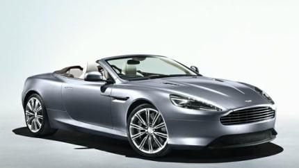 2012 Aston Martin Virage - 2dr Convertible (Volante)