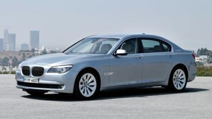 2012 BMW ActiveHybrid 750 - 4dr Rear-wheel Drive Sedan (i)