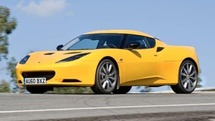 2014 Lotus Evora - 2dr Coupe (S)
