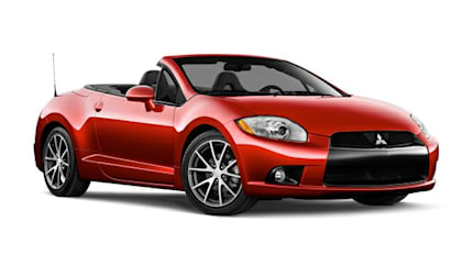 2012 Mitsubishi Eclipse Spyder - 2dr Convertible (GS Sport)
