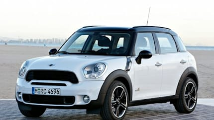 2012 MINI Cooper S Countryman - 4dr Front-wheel Drive Sports Activity Vehicle (Base)