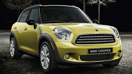 2012 MINI Cooper Countryman - 4dr Front-wheel Drive Sports Activity Vehicle (Base)