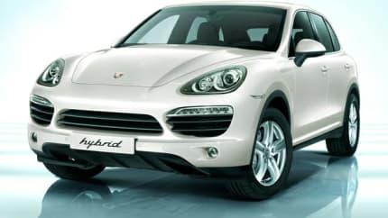 2014 Porsche Cayenne Hybrid - 4dr All-wheel Drive (S)