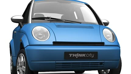2011 THINK THINK City - 2dr Front-wheel Drive Coupe (Base)
