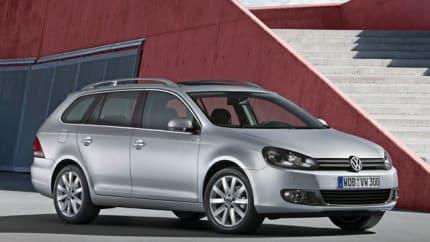 2014 Volkswagen Jetta SportWagen - 4dr (2.5L S)