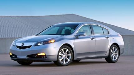 2014 Acura TL - 4dr Front-wheel Drive Sedan (3.5)