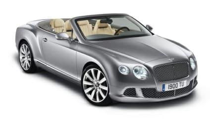 2015 Bentley Continental GTC - 2dr Convertible (Base)