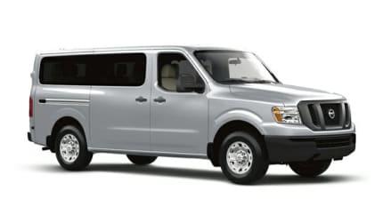 2012 Nissan NV Passenger - 3dr Passenger Van (NV3500 HD S V6)