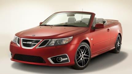 2012 Saab 9-3 - 2dr Front-wheel Drive Convertible (Turbo4)