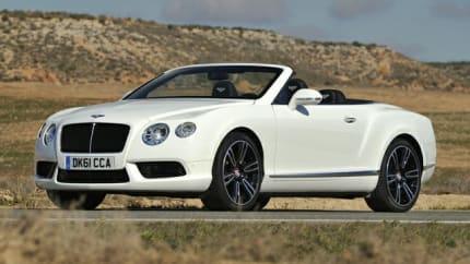 2015 Bentley Continental GTC - 2dr Convertible (V8)