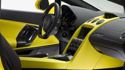 2014 Lamborghini Gallardo   2dr All Wheel Drive Coupe (LP560 4)