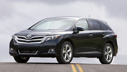 2015 Toyota Venza - 4dr Front-wheel Drive (LE)
