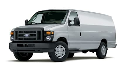 2014 Ford E-350 Super Duty - Extended Cargo Van (Commercial)