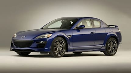 2011 Mazda RX-8 - 4dr Coupe (Sport)