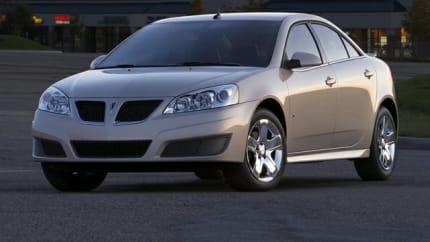 2010 Pontiac G6 - 4dr Sedan (Base)