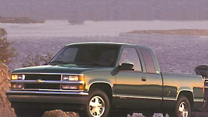 1999 Chevrolet C1500 - 4x2 Extended Cab 6.5 ft. box (LS)