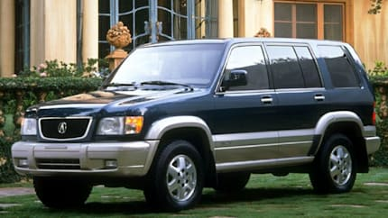 1999 Acura SLX - 4dr 4x4 (Base)
