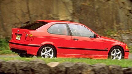 1999 BMW 318 - 2dr Hatchback (ti)