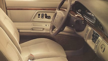 1999 Oldsmobile Eighty-Eight - 4dr Sedan (LS)