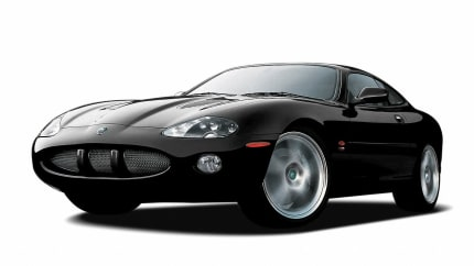 2006 Jaguar XK8 - 2dr Coupe (Base)