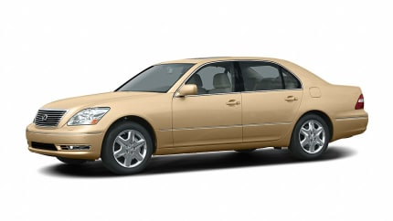 2006 Lexus LS 430 - 4dr Sedan (Base)