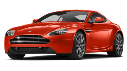 2016 Aston Martin V8 Vantage - 2dr Coupe (Base)