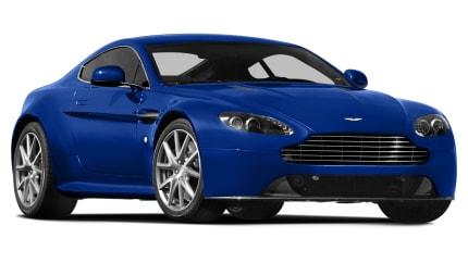 2016 Aston Martin V8 Vantage S - 2dr Coupe (Base)