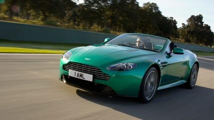 2016 Aston Martin V8 Vantage S - 2dr Roadster (Base)