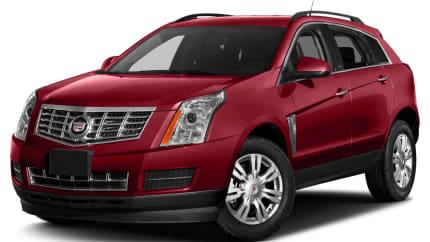 2016 Cadillac SRX - 4dr Front-wheel Drive (Standard)
