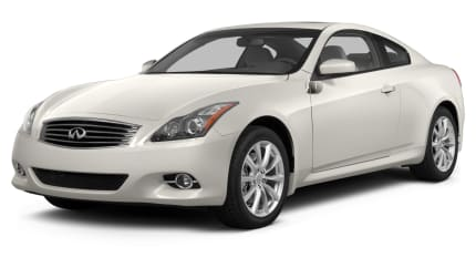 2013 INFINITI G37 - 2dr Rear-wheel Drive Coupe (Journey)